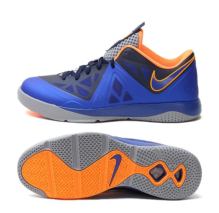 nike耐克 2013新款lebron st ii男子篮球鞋 高清图片