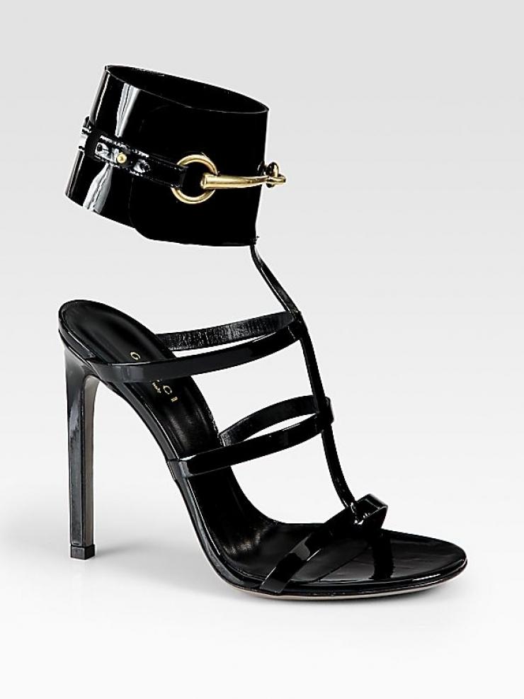 女式凉鞋 black