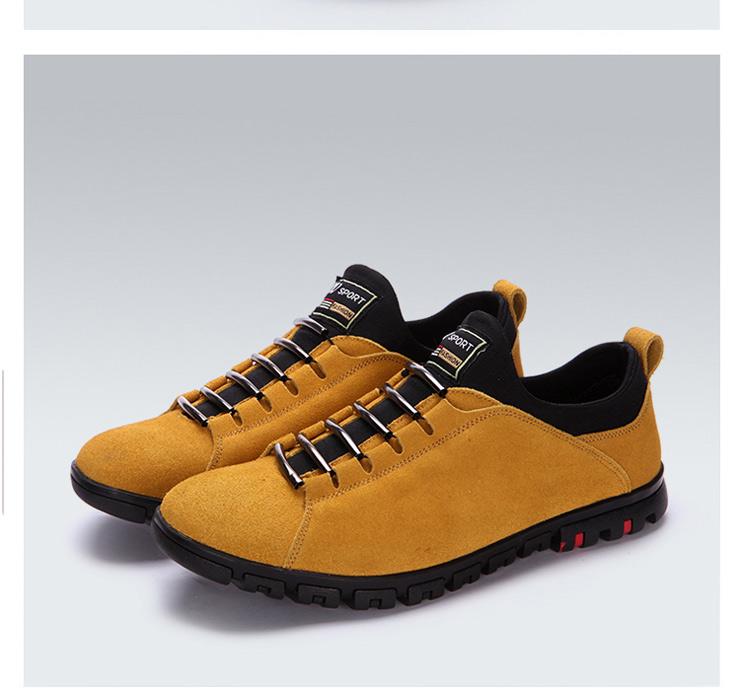 温克男式一脚蹬懒人鞋运动休闲鞋332010