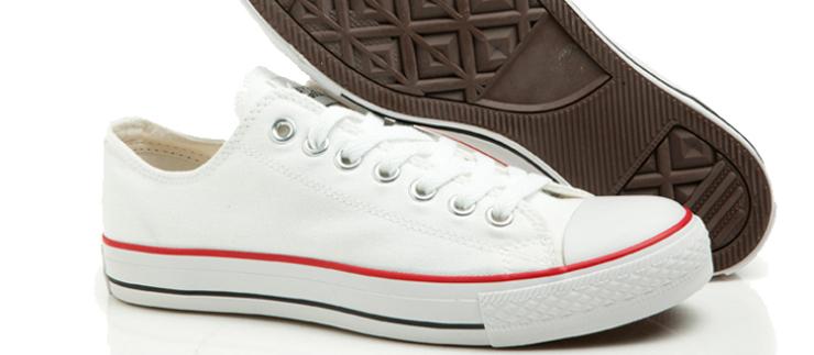 鞋男鞋低帮帆布鞋