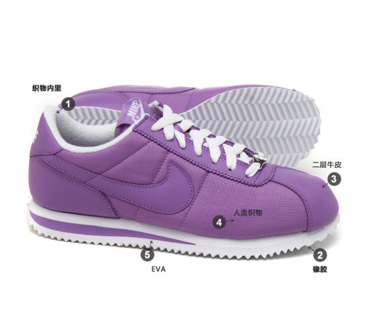 专柜正品nike耐克运动鞋女鞋新款阿甘鞋跑步鞋47360
