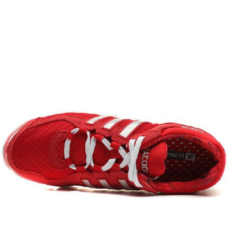 阿迪达斯adidas2013新款女子低帮运动网布透气跑步鞋