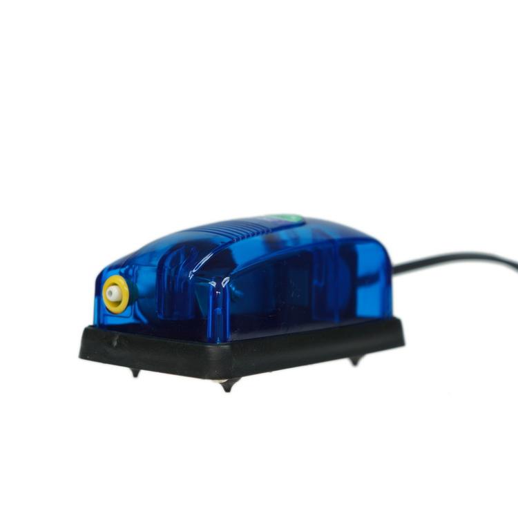 鱼缸氧气泵安装图 小型鱼缸氧气泵安装图 鱼缸氧气泵安装方法图片
