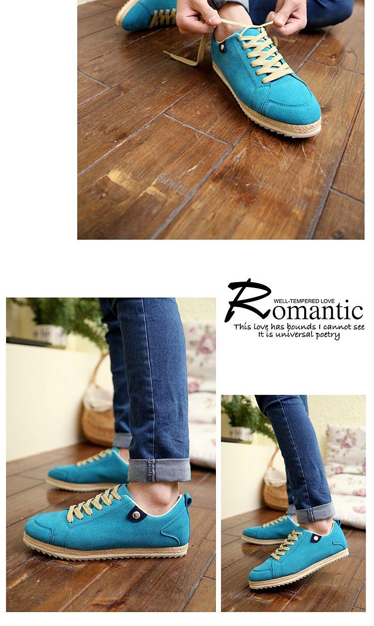 板鞋 黄色 41 价格,2013流行秋冬季新品时尚帆布鞋潮流低帮高清图片