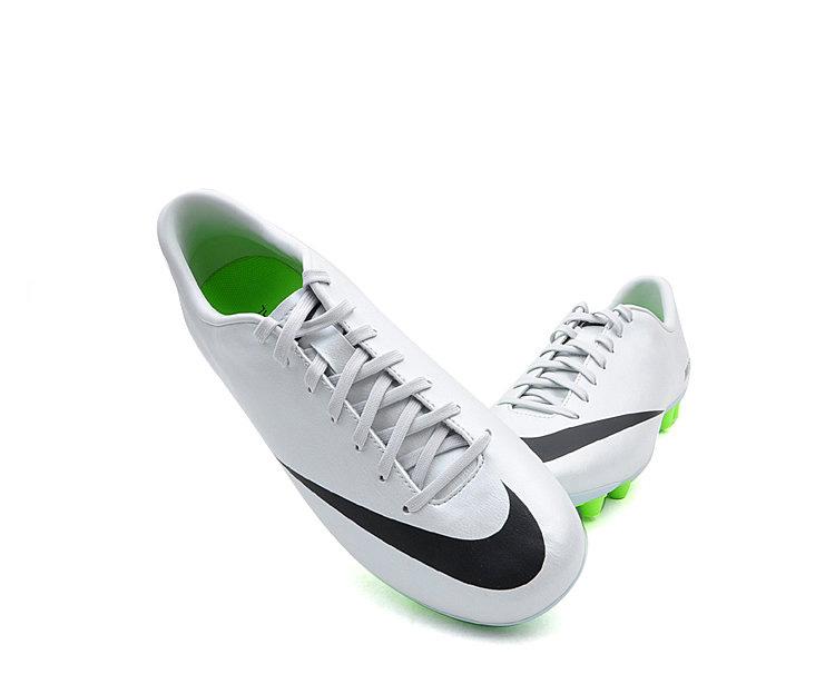 耐克(nike) 正品男鞋 刺客9代c罗足球鞋555608-635
