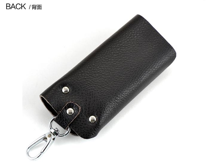 韩版小包新款男式真皮钥匙扣
