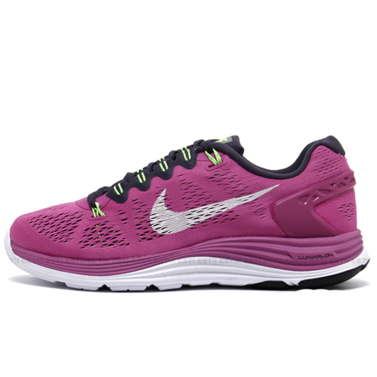 nike耐克女鞋2013新款lunar跑步鞋599395-610-014-41