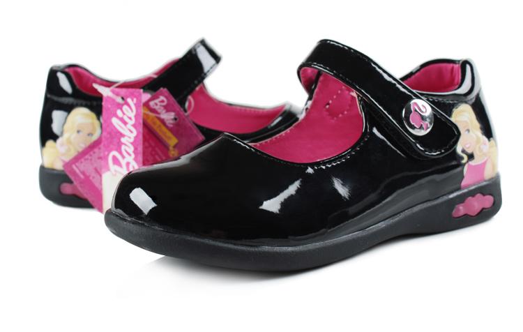 女童公主鞋皮鞋儿童单鞋