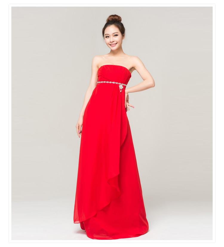 忆红妆 新款新娘结婚婚纱礼服