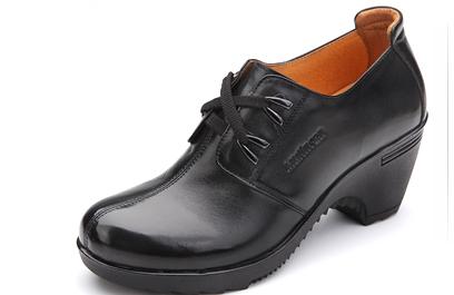 中年女单鞋妈妈鞋