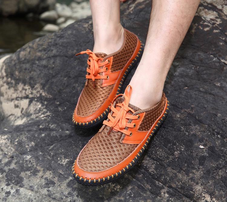 男士夏季板鞋时尚休闲男鞋子