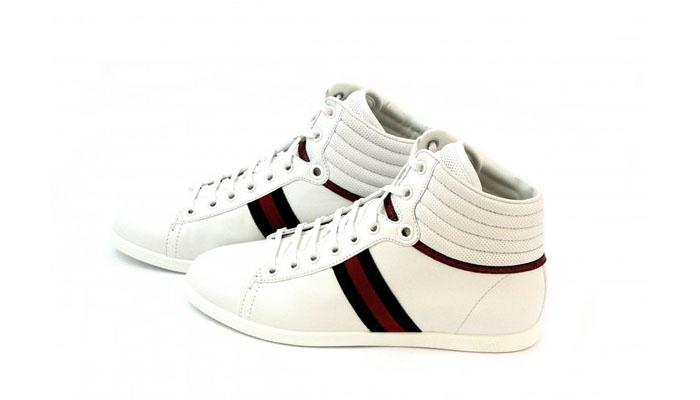 gucci女运动鞋