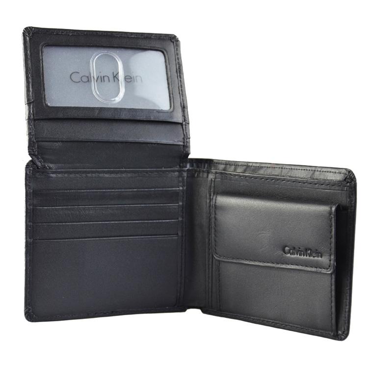 ck calvin klein 美国专柜正品男士钱包钥匙扣礼盒