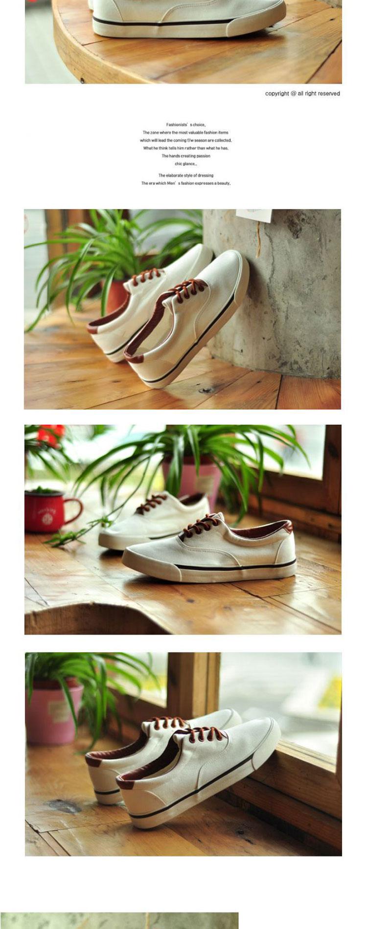 2014新款 韩版男士休闲鞋