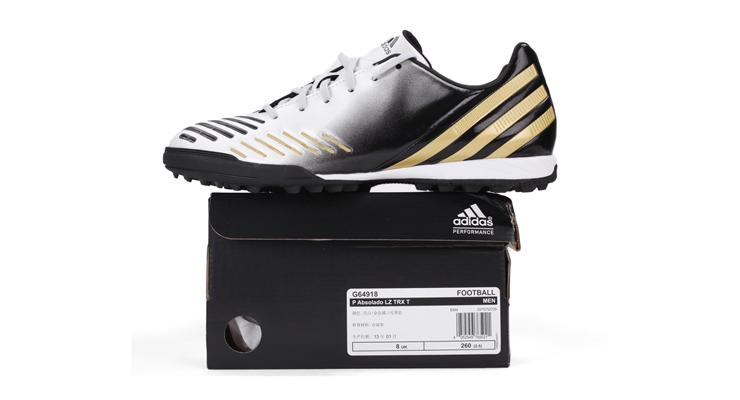 adidas阿迪达斯2013新款男子猎鹰系列鞋足球鞋g64918