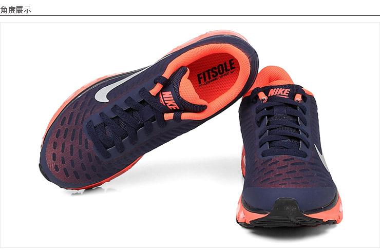 耐克nike2013新款全掌气垫女鞋跑步鞋运动鞋555415