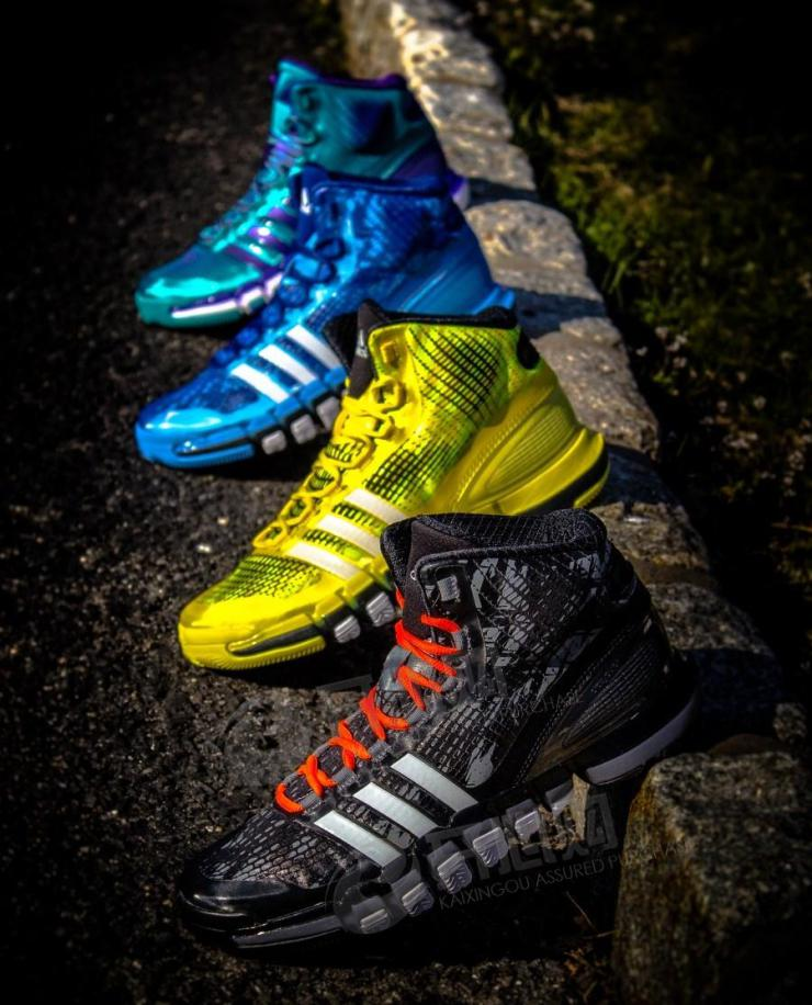 篮球鞋 adidas阿迪达斯