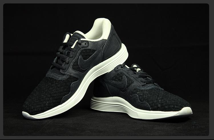 nike编织运动鞋
