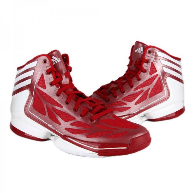 adidas超轻篮球鞋