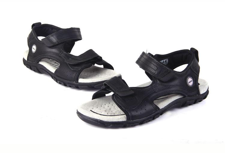 geox男鞋凉鞋u1124m01543