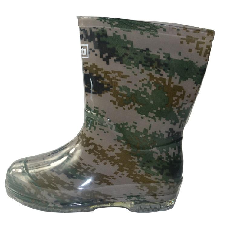 正品上海回力中筒雨鞋