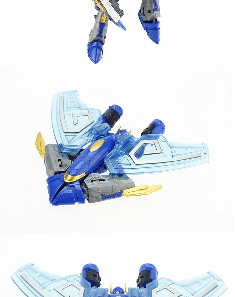 变形机器人玩具 火雷霆