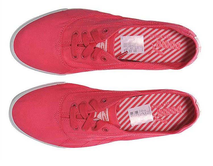 puma男鞋帆布鞋