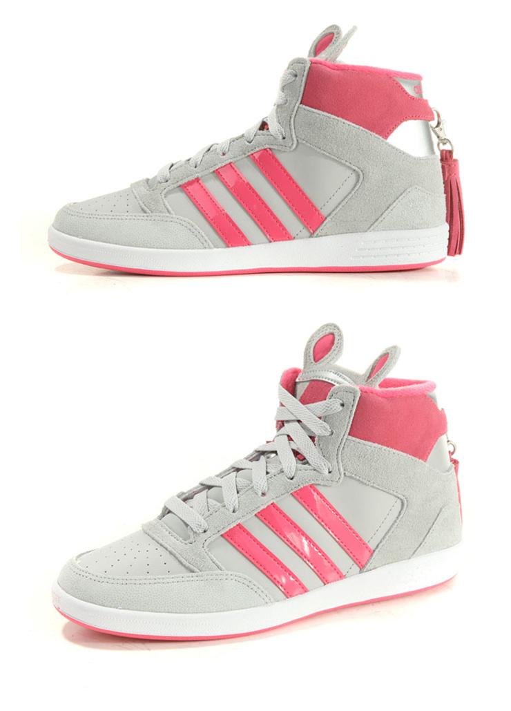 阿迪达斯adidas2014新款马年纪念款neo运动鞋女鞋