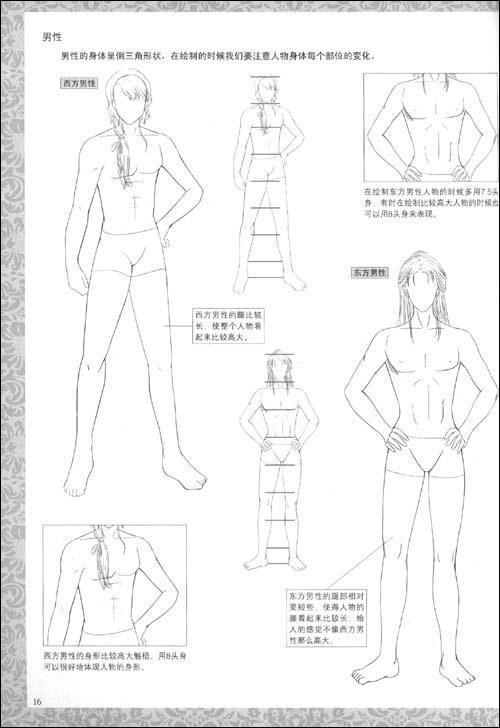超级漫画素描技法古典人物篇