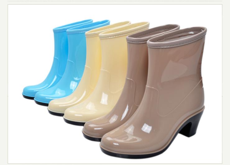 高跟雨鞋,雨靴套鞋