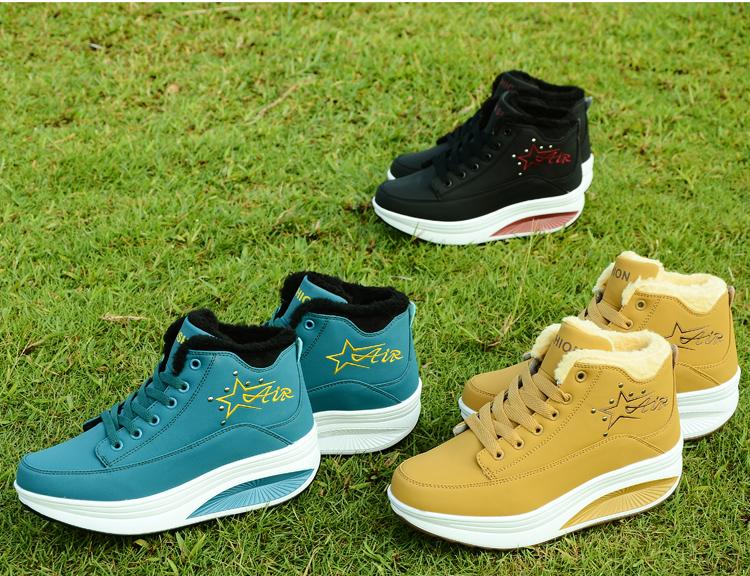 运动鞋女棉鞋