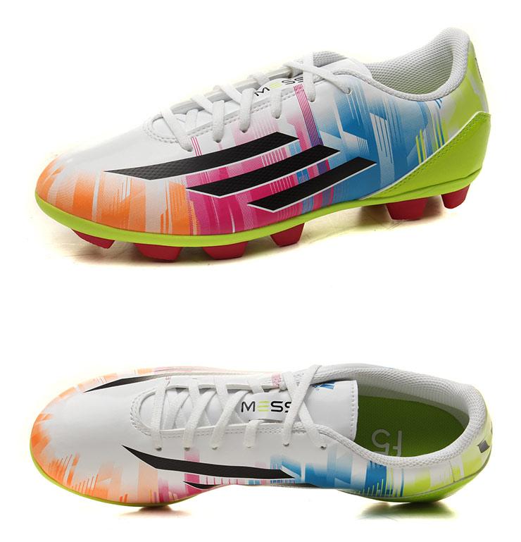 阿迪达斯adidas足球奇钉2014新款男鞋hg防滑稳定梅西