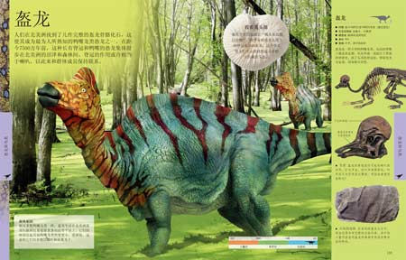 儿童恐龙百科全书图片