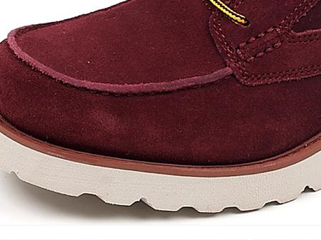 鞋525387-667 酒红色