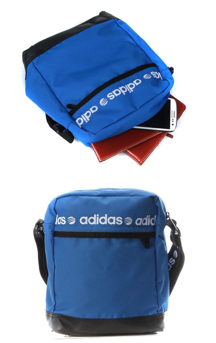 阿迪达斯(adidas)2013男包女包单肩斜挎包g84145