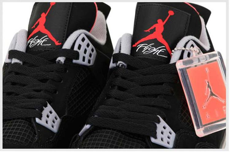 乔丹4代男鞋图片