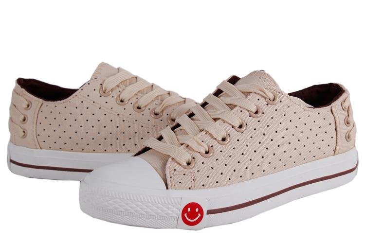 韩版潮秋季布鞋女白色球鞋