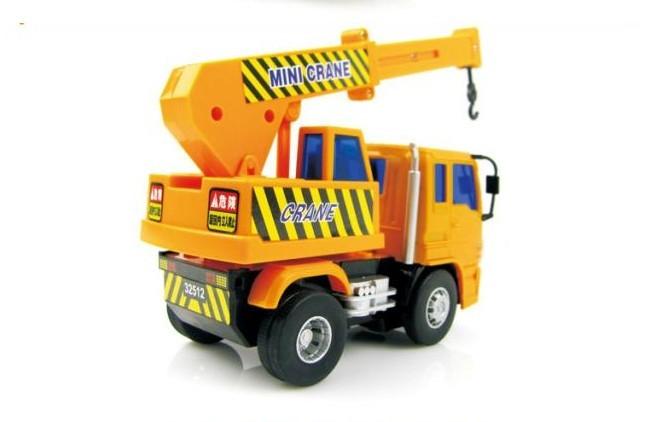 正品力利儿童玩具车 工程车