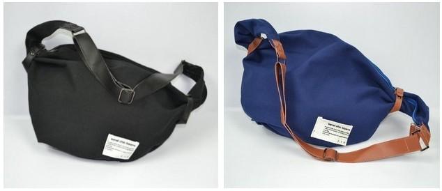 莎玛特 2013新款韩版帆布水饺包斜挎包中性男女包包
