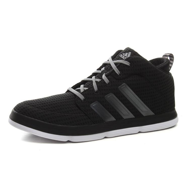 阿迪达斯adidas2013新款运动鞋男鞋场下休闲系列中帮