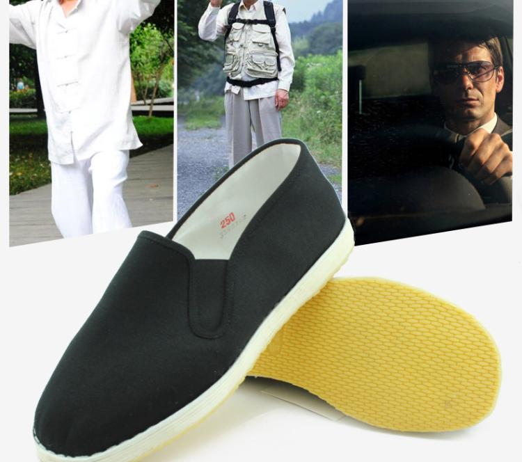 老北京布鞋 高档防尘服呢
