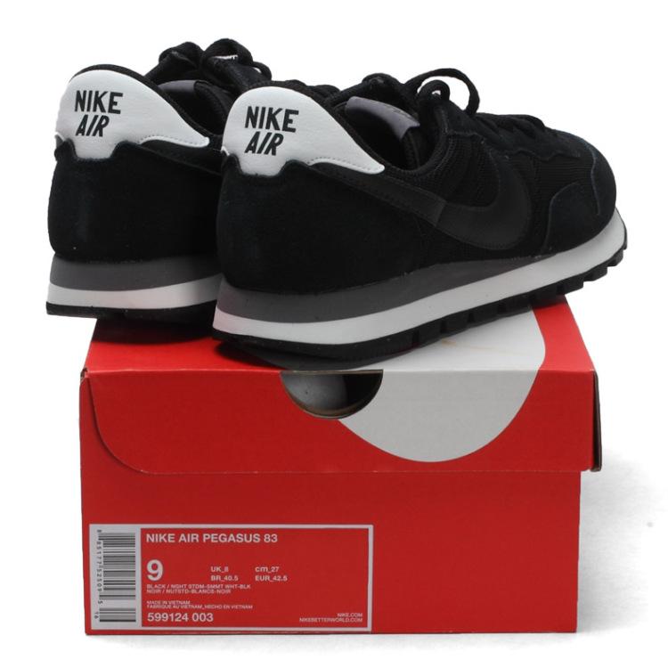 耐克2014年男鞋新款运动休闲鞋气垫鞋599124-002