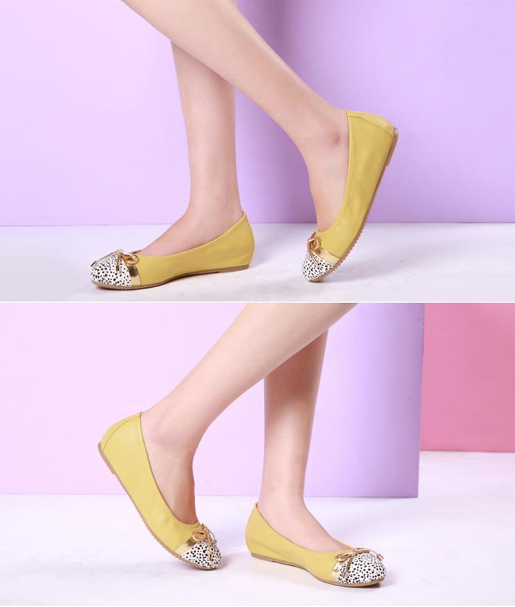 戈美其gemeiq平底单鞋2014春新款女鞋平跟女单鞋英伦