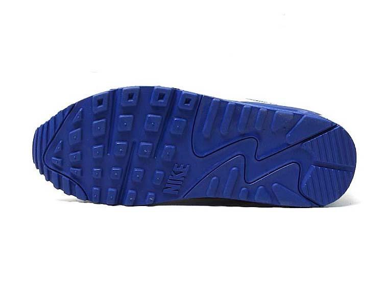 耐克 女鞋air max90女士跑鞋