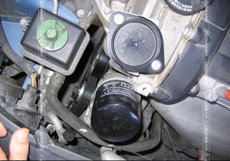 马勒 机油 滤芯 一汽奥迪100 200 奥迪A4 A4L A高清图片