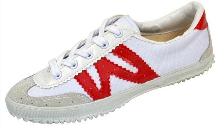 休闲鞋男女情侣帆布儿童排球鞋中小学生运动鞋