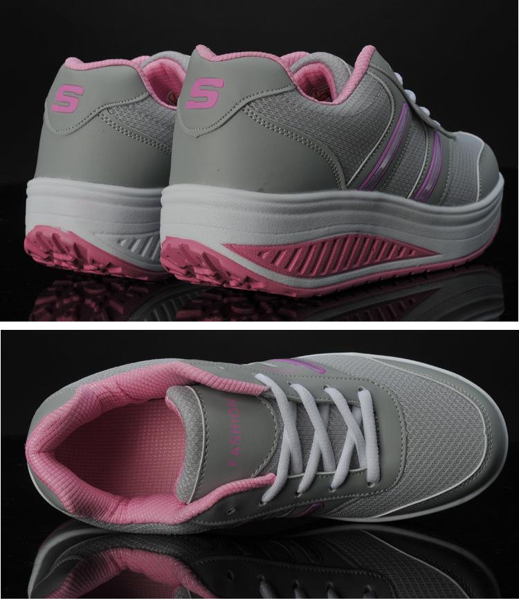高跟鞋 运动鞋