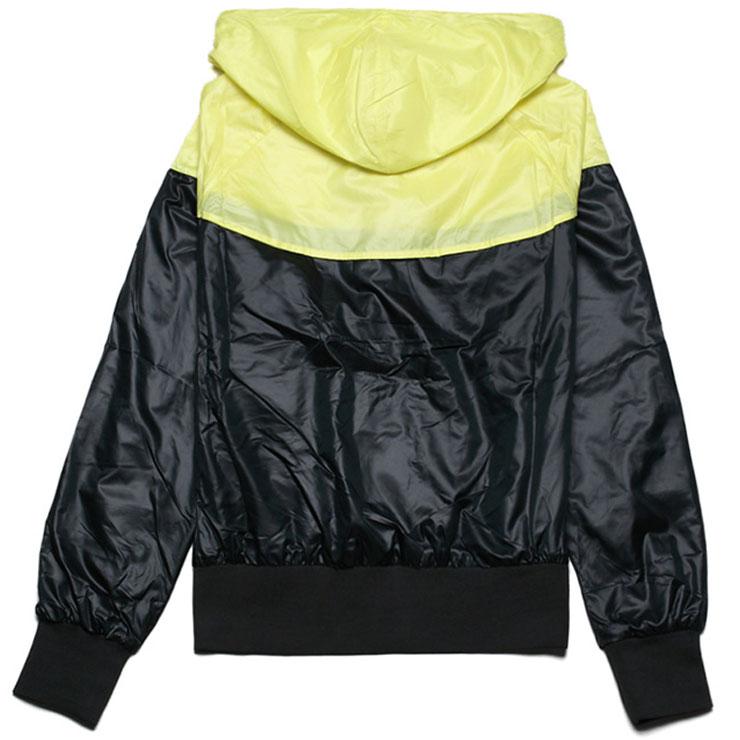 nike(耐克)女之梭织运动夹克外套