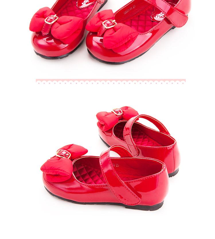 jonbobo童鞋公主单鞋儿童女皮鞋韩版女童鞋公主鞋大