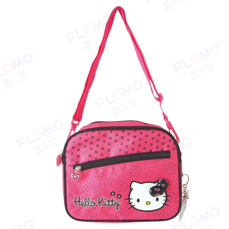 kitty凯蒂猫小学生单肩斜挎包